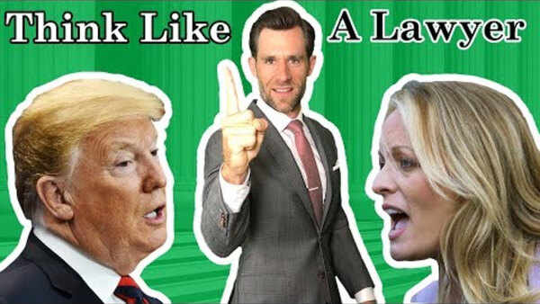 Real Life, Real Law Reviews - S2018E02 - Why Stormy Daniels Must Pay Donald Trump's Attorneys' Fees