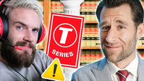 Real Life, Real Law Reviews - Episode 9 - T-Series v. PewDiePie - 100 Million Subs & A Defamation Lawsuit