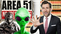 Real Life, Real Law Reviews - Episode 15 - Area 51 Raid: What would happen, legally speaking?