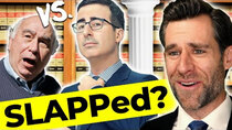 Real Life, Real Law Reviews - Episode 22 - Lawyer Responds: John Oliver SLAPPs Back?