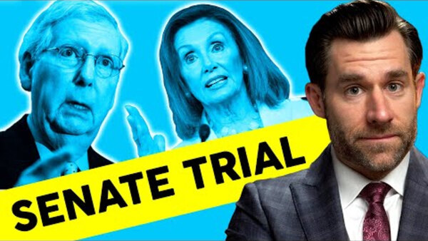 Real Life, Real Law Reviews - S2019E26 - What Will the Senate Impeachment Trial Look Like? & Will It Happen?