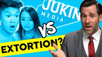 Real Life, Real Law Reviews - Episode 2 - YouTuber Extortion? MxR Plays v. Jukin