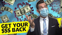 Real Life, Real Law Reviews - Episode 11 - Coronavirus Refunds & Cancellations: How to Get One