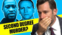 Real Life, Real Law Reviews - Episode 20 - George Floyd: 3rd or 2nd Degree Murder?