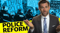 Real Life, Real Law Reviews - Episode 23 - How to Reform the Police