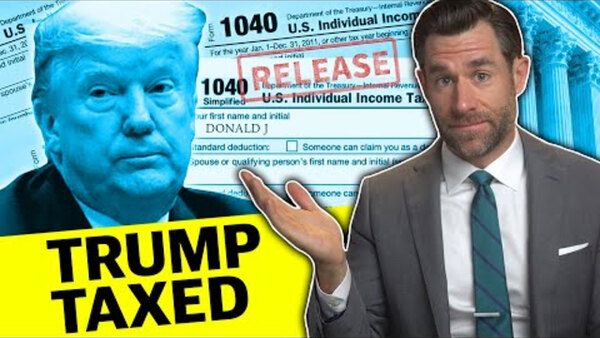 Real Life, Real Law Reviews - S2020E26 - President Trump Loses the Tax Return Battle
