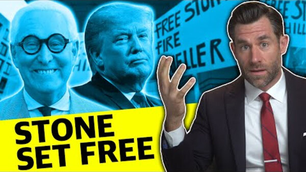 Real Life, Real Law Reviews - S2020E27 - Roger Stone Goes Free