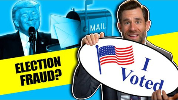 Real Life, Real Law Reviews - S2020E32 - The Truth About Voting By Mail & Election Fraud