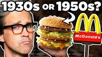 Good Mythical Morning - Episode 11 - 100 Years Of Fast Food Taste Test