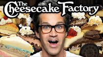 Good Mythical Morning - Episode 13 - We Tried EVERY Chessecake Factory Cheesecake