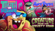 AntDude - Episode 25 - Spongebob: Truth or Square & Creature from the Krusty Krab |...