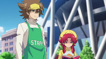 Cardfight!! Vanguard Gaiden: If - Episode 17 - The End of Regrets