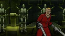 Archer - Episode 4 - Robot Factory