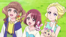 Healin' Good Precure - Episode 27 - Hot-air Balloon! Asumi and Rate's Passion