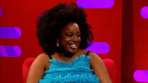 The Graham Norton Show - Episode 1 - Dolly Parton, Rupert Everett, Lolly Adefope, Riz Ahmed, Sara...
