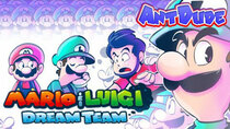 AntDude - Episode 26 - Mario & Luigi: Dream Team | Exploring Green Man's Brain
