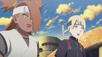 Boruto: Naruto Next Generations - Episode 169 - A Joint Mission with the Sand