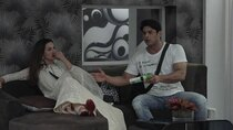 Bigg Boss - Episode 4 - Sidharth-Gauahar at loggerheads!