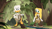 DuckTales - Episode 11 - The Forbidden Fountain of the Foreverglades!