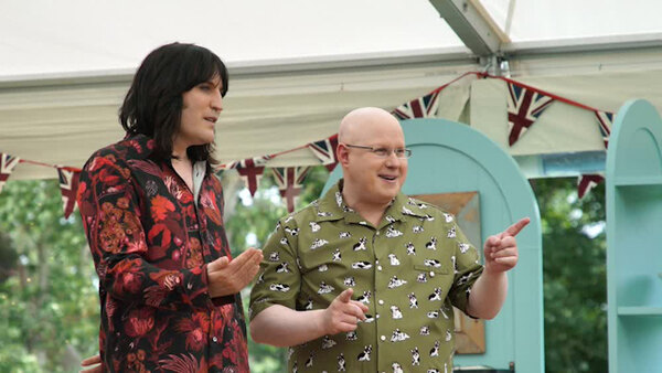 The Great British Bake Off Season 11 Episode 5