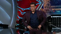 Bigg Boss - Episode 9 - Salman's not-so-subtle warning!