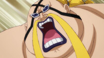 One Piece - Episode 947 - Brutal Ammunition! The Plague Rounds Aim at Luffy!
