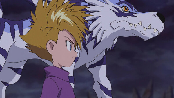 Digimon Adventure: - Ep. 21 - The Tide-Turning Update