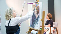 Portrait Artist of the Year - Episode 8 - Meera Syal, Derek Jacobi, Kirsty Wark