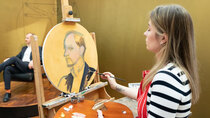 Portrait Artist of the Year - Episode 5 - Georgina Campbell, Mark Gatiss, Tanni Grey-Thompson