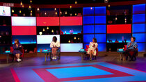 Richard Osman's House of Games - Episode 1 - Ade Adepitan, Jean Johansson, Stephen Mangan and Vikki Stone...