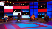 Richard Osman's House of Games - Episode 3 - Ade Adepitan, Jean Johansson, Stephen Mangan and Vikki Stone...