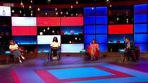 Richard Osman's House of Games - Episode 5 - Ade Adepitan, Jean Johansson, Stephen Mangan and Vikki Stone...