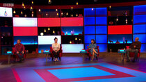 Richard Osman's House of Games - Episode 7 - Mike Bushell, Aisling Bea, Sunetra Sarker and Dion Dublin (2/5)