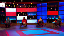 Richard Osman's House of Games - Episode 8 - Mike Bushell, Aisling Bea, Sunetra Sarker and Dion Dublin (3/5)