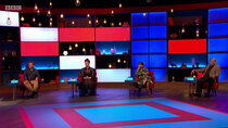 Richard Osman's House of Games - Episode 9 - Mike Bushell, Aisling Bea, Sunetra Sarker and Dion Dublin (4/5)