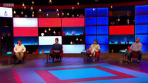 Richard Osman's House of Games - Episode 10 - Mike Bushell, Aisling Bea, Sunetra Sarker and Dion Dublin (5/5)