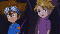 Digimon Adventure: - Episode 22 - The Unbeatable Blue Sagittarius