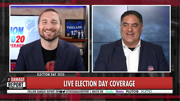 The Damage Report with John Iadarola - S2020E216 - November 3, 2020 - Election Day 2020 - Part 2
