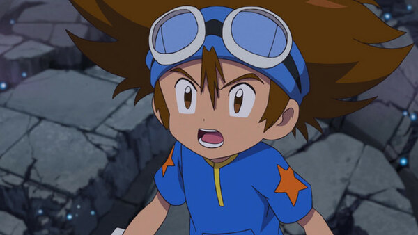 Digimon Adventure: - Ep. 23 - The Messenger of Darkness, Devimon