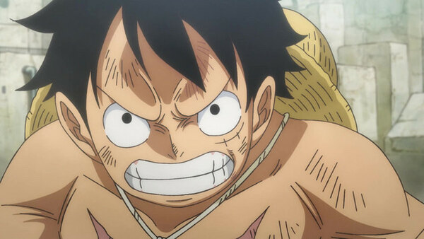 One Piece - Ep. 949 - We're Here to Win! Luffy's Desperate Scream!