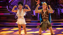 Strictly Come Dancing - Episode 5 - Week 3 Movie Week
