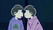 Osomatsu-san - Episode 5 - Well, Yeah / The Way Home