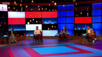 Richard Osman's House of Games - Episode 21 - Steve Backshall, Catherine Bohart, Ranj Singh and Meera Syal...