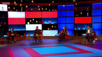 Richard Osman's House of Games - Episode 25 - Steve Backshall, Catherine Bohart, Ranj Singh and Meera Syal...