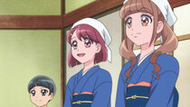 Healin' Good Precure - Episode 32 - Like My Sis! Toji's Innkeeper Training