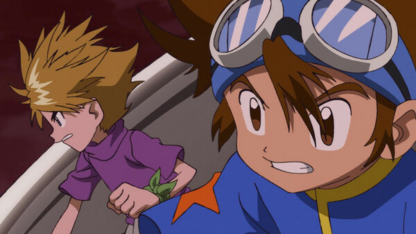 Digimon Adventure: - Ep. 24 - The Final Stage, Donedevimon