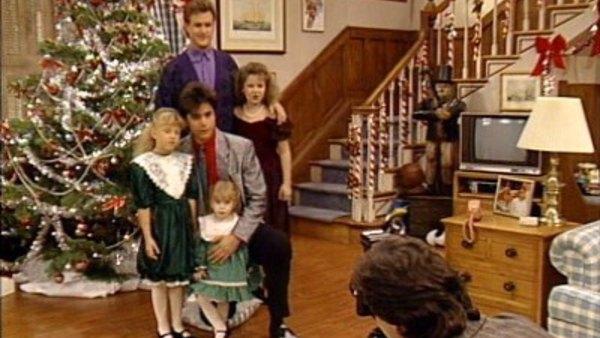 Full House Christmas Episodes.Full House Sezon 2 Seriya 9
