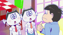 Osomatsu-san - Episode 6 - Touter / Optimization / Massage