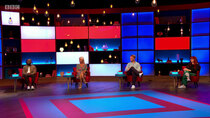 Richard Osman's House of Games - Episode 29 - Angela Barnes, Melvin Odoom, Greg Rutherford and Denise Van Outen...