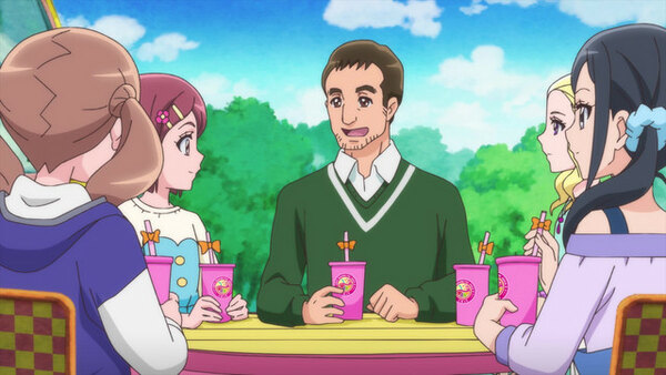 Healin' Good Precure - Ep. 33 - Memorable Reunion! My Gift from the Past